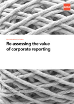 Re-assessing the Value of Corporate Reporting